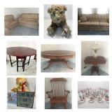 POWNAL ONLINE AUCTION- BIDDING ENDS 5/5