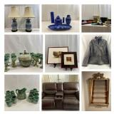 CAMERON STATION TREASURES ONLINE AUCTION. JEWELRY, ART, POTTERY, RUGS AND MUCH MORE