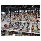 1200+ Lots Discovery Public Auction 50+ Table Lots!