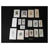 10,000+ Ex Libris Bookplate Lifetime Collection!