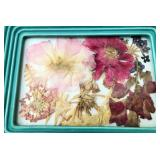Shabby Chic Pressed Flowers