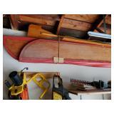 Foldable canoe
