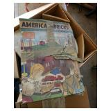 American bricks