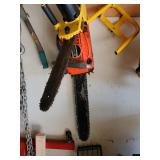 Gas chainsaw 1 of 2