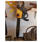 Gas chainsaw 1of 2