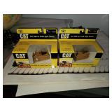 CAT tractors new in box