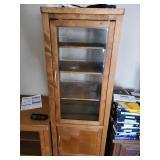 curio cabinet great condition