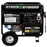 DuroMax XP10000EH | Dual Fuel Generator