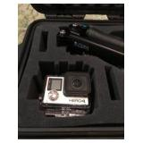 A Hero 4 Black GoPro Camera Kit with Custom Pelican Case.