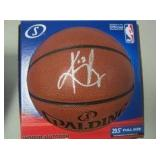 Kyrie Irving Boston Celtics / Cleveland Cavaliers Signed Autographed Basketball