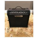 Line 6 Spider 15 guitar amp