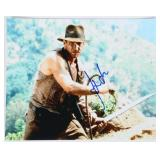 Harrison Ford Signed Photograph  - Raiders of Lost Ark