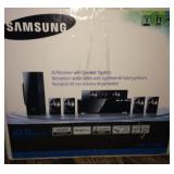Samsung 5.1 Speaker system with AV Receiver