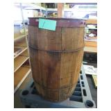 S.SALMI ONLINE AUCTIONS: NAIL BARREL, LEATHER HORSE, CROCK AND MORE ONLINE AUCTION
