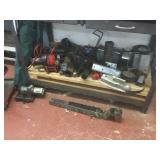 Winches and Trailer Hitches