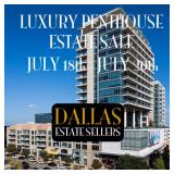 50% OFF SATURDAY BLOWOUT!!! / Luxury Penthouse Estate Sale