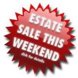 Huge Estate Sale