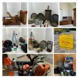 Primitives, Vintage Toys, and Fine Collectibles- Ends 10/21
