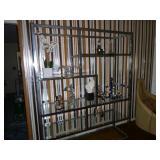 Milo Baughman Wall shelf unit
