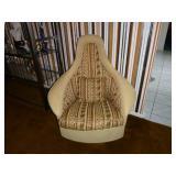 Adrian  Pearsall Swiveml Chair
