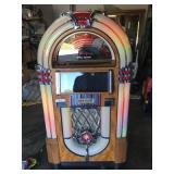 Rockola cd bubbler jukebox