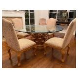 Phyllis Morris dining room table