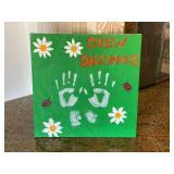 Drew Barrymore's Handprints