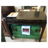 Antique Fold out gaming table