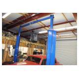superior two post hydraulic auto lift