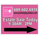 Pink Lady is in Fanwood for a PACKED TWO Day Sale! Lladros, Jewelry, Vintage