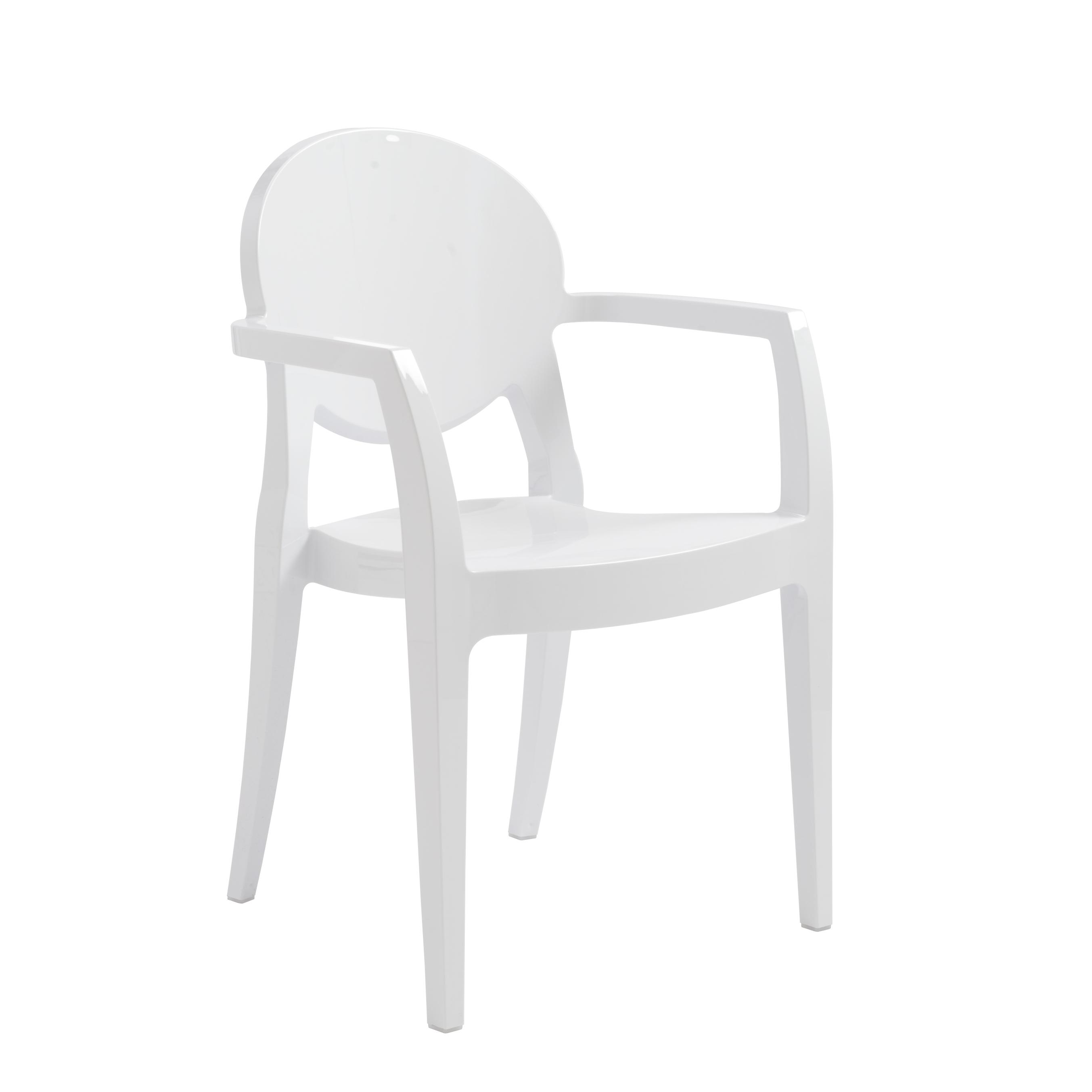 Igloo Arm Chair Euro Style