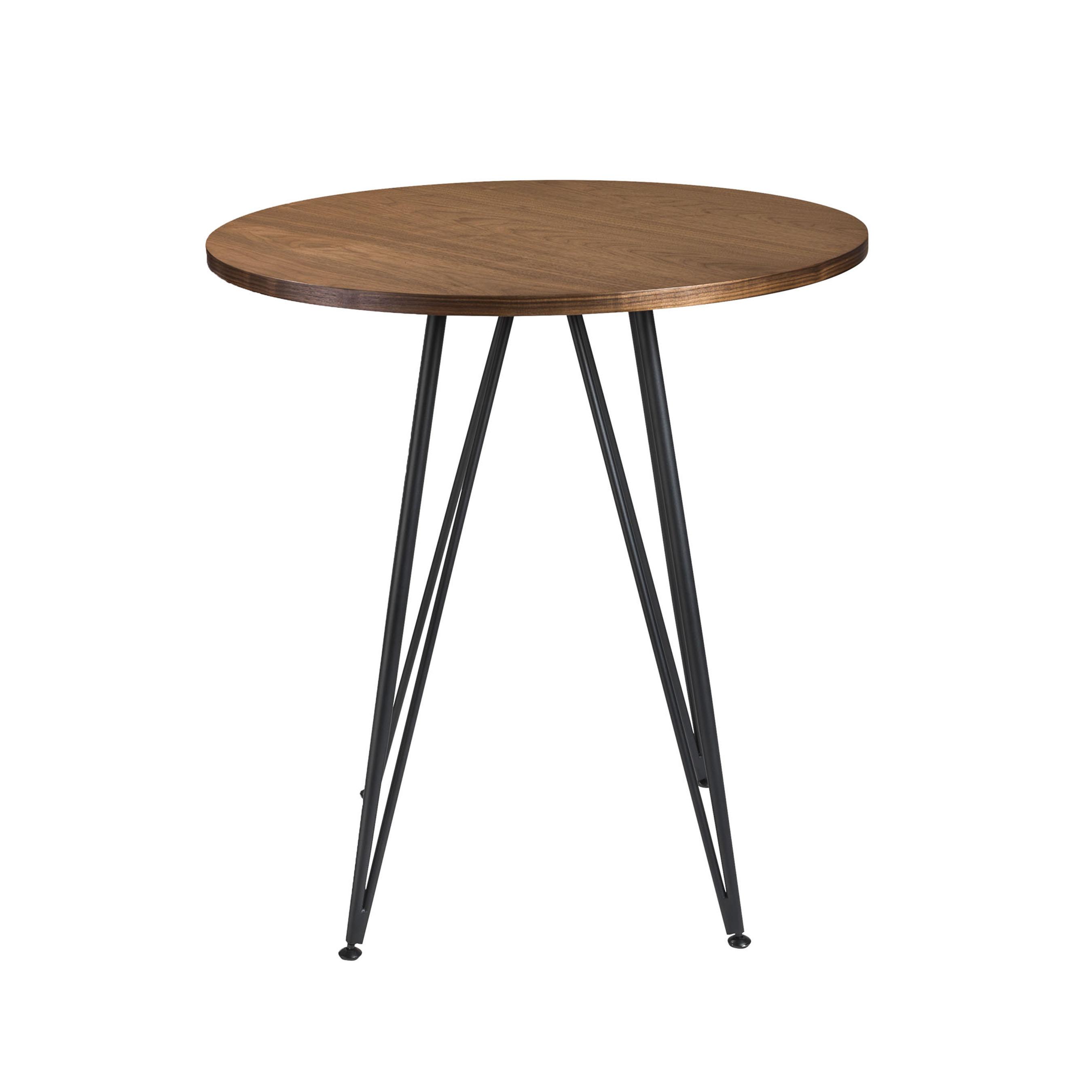 Amir 36 Inch Counter Table 38693WAL KIT