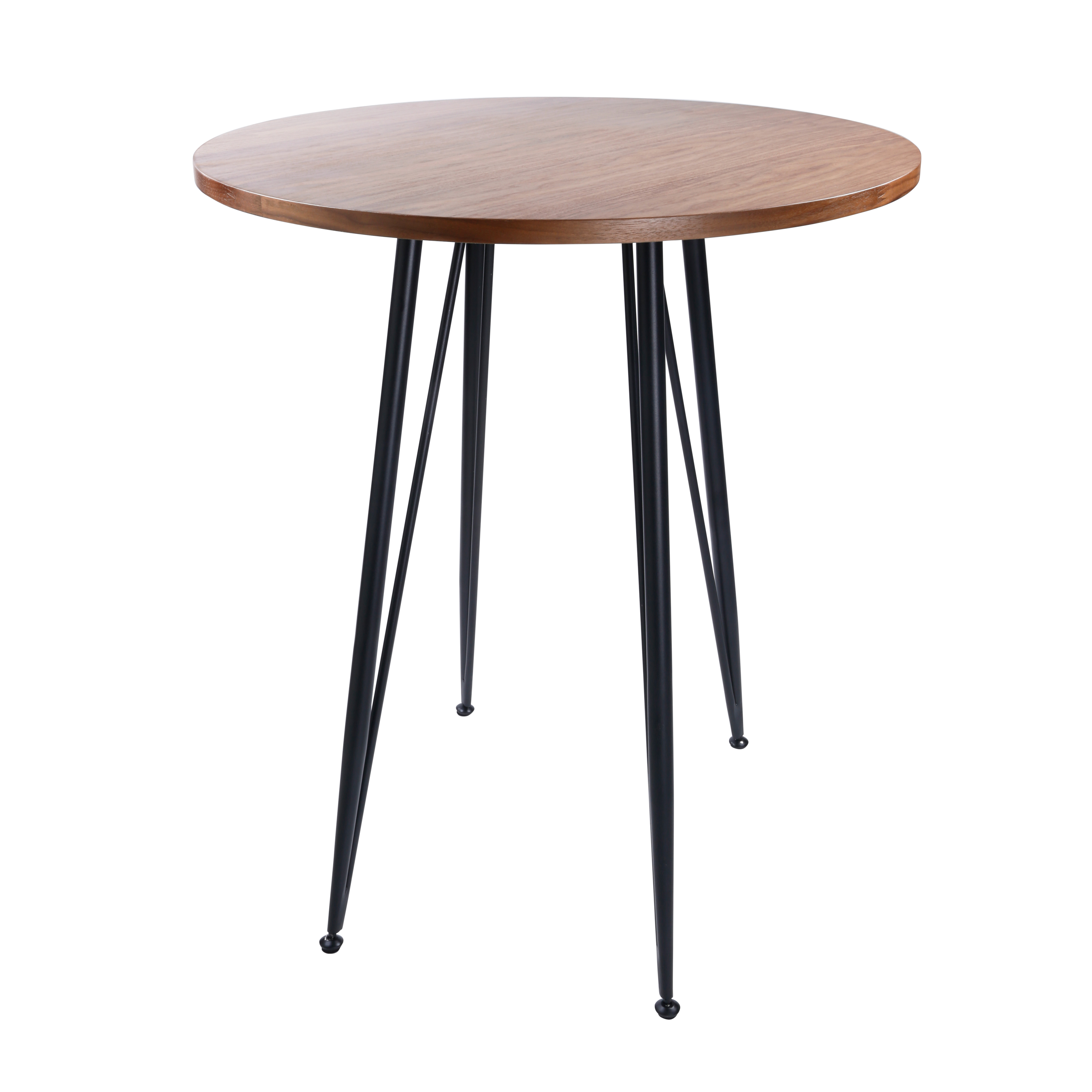 Round Bar Table Choice Image 83 Trademark Home Collection