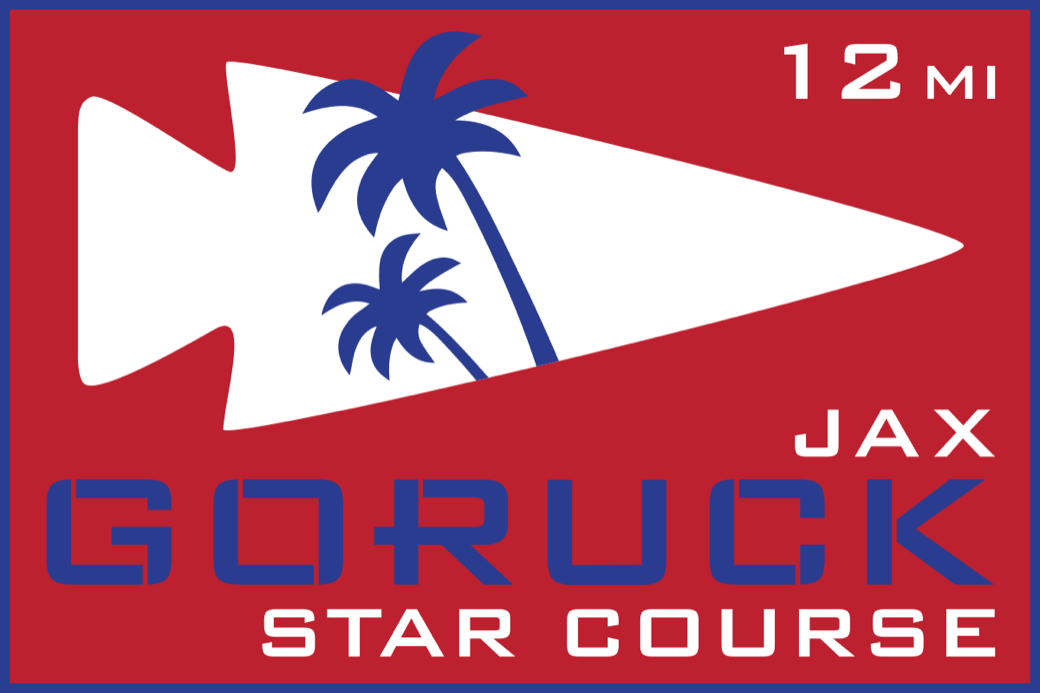 Star Course - 12 Miler: Jacksonville Beach, FL 11/14/2020 12:00