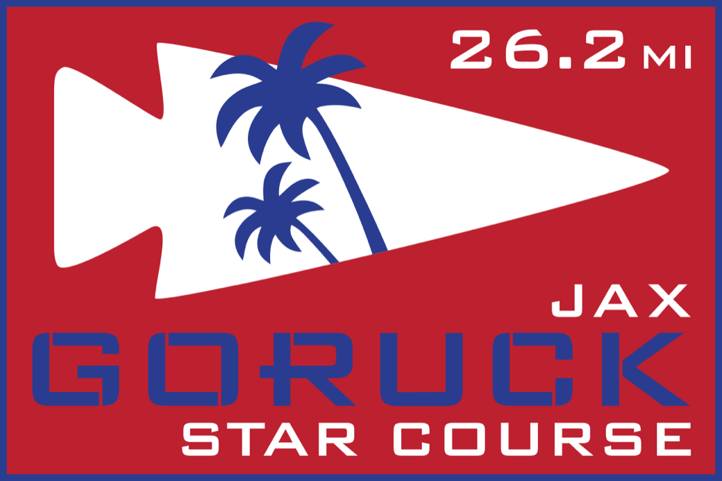 Star Course - 26.2 Miler: Jacksonville Beach, FL 11/14/2020 06:00
