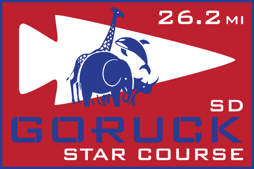 Star Course - 26.2 Miler: San Diego, CA 11/14/2020 06:00