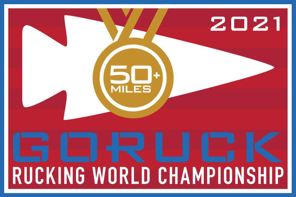 Rucking World Championship: Washington, DC 11/19/2021 21:00