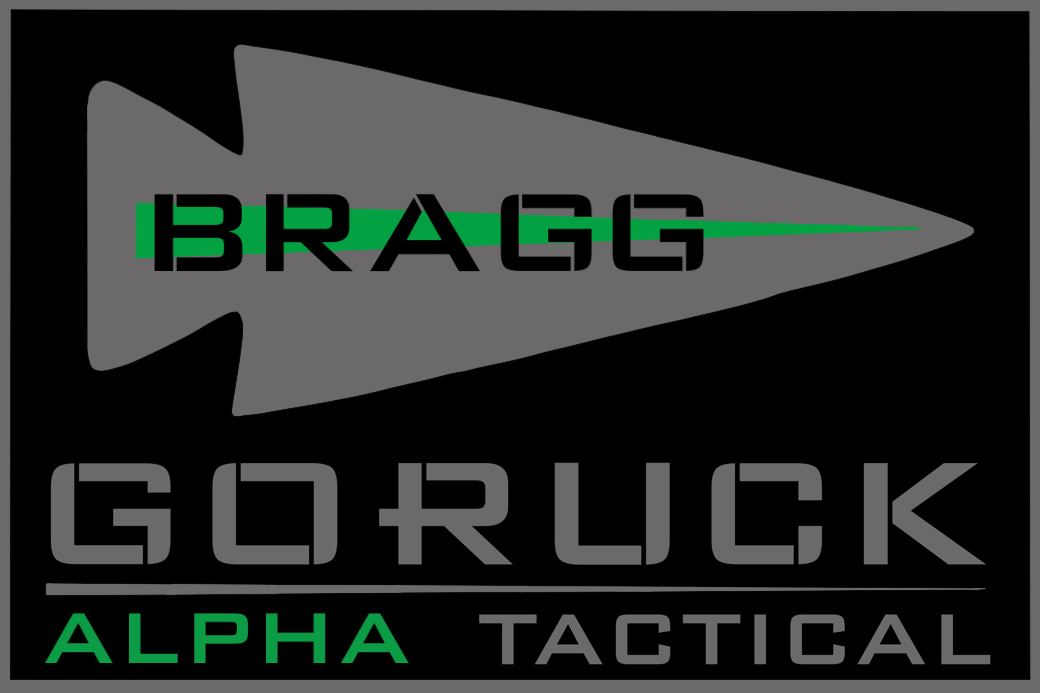 GORUCK Shooter: Fort Bragg, NC (Deception Patch Holder) 05/30/2021 08:00