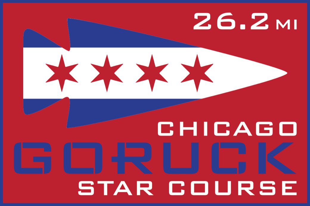 Star Course - 26.2 Miler: Chicago, IL (2nd Annual) 05/01/2021 06:00