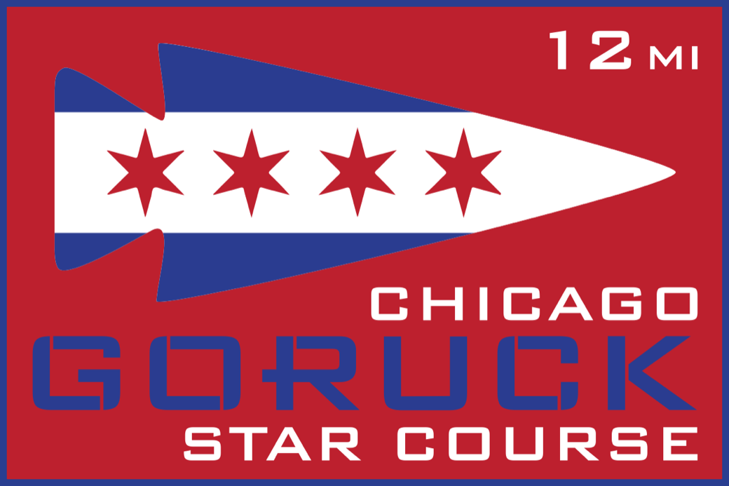 Star Course - 12 Miler: Chicago, IL (2nd Annual) 05/01/2021 12:00