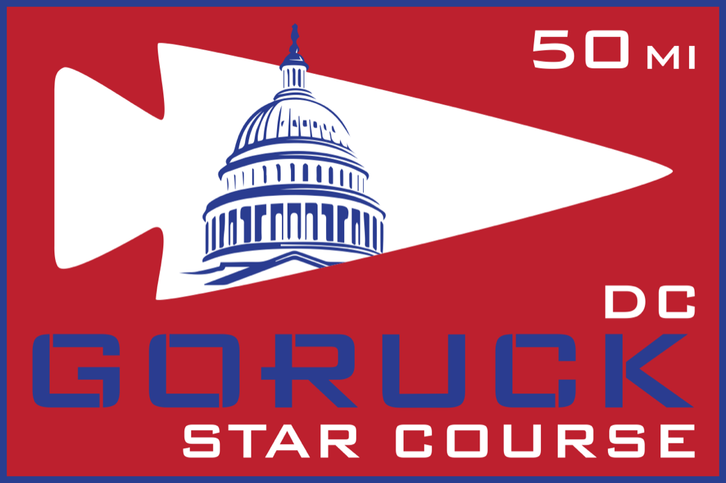 Star Course - 50 Miler: Washington, DC (4th Annual) 05/14/2021 21:00