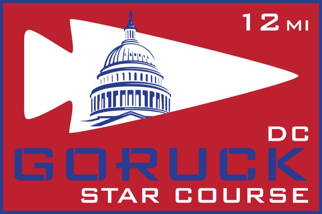 Star Course - 12 Miler: Washington, DC 05/15/2021 12:00