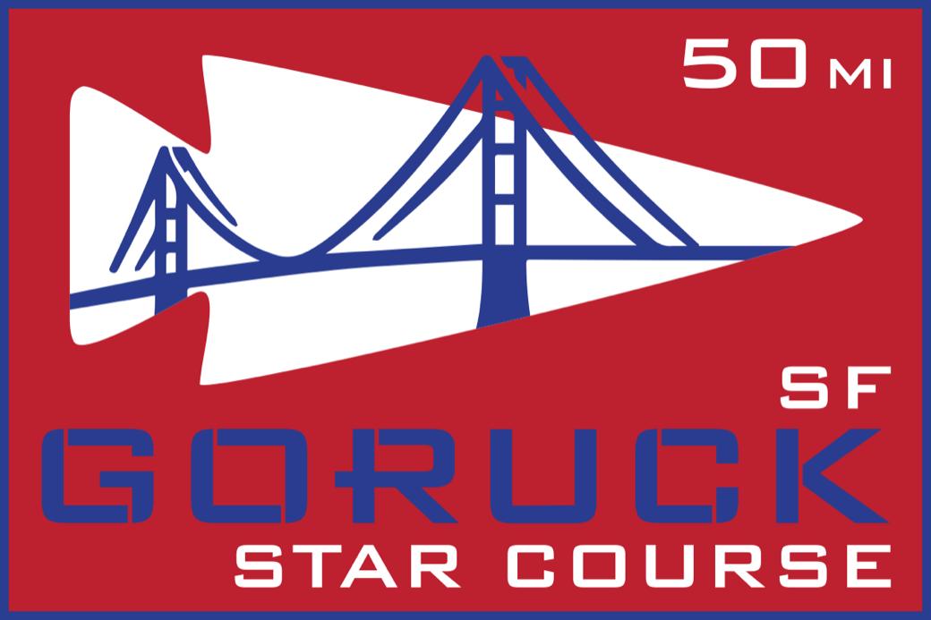 Star Course - 50 Miler: San Francisco, CA 08/13/2021 21:00