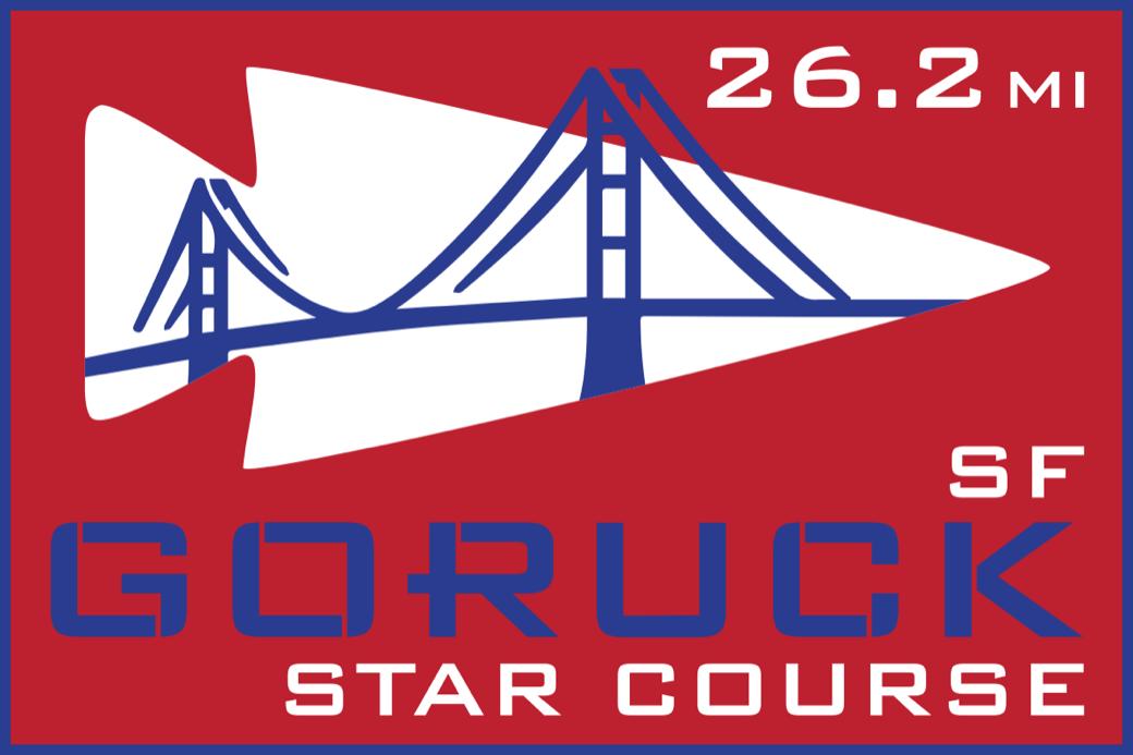 Star Course - 26.2 Miler: San Francisco, CA 08/14/2021 06:00