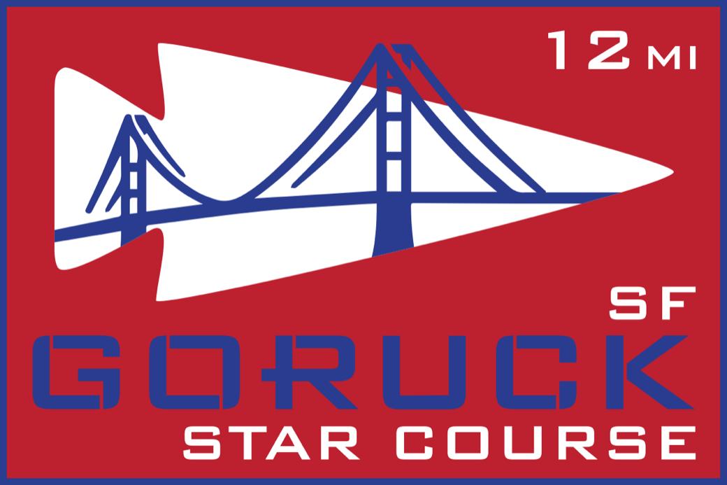 Star Course - 12 Miler: San Francisco, CA 08/14/2021 12:00