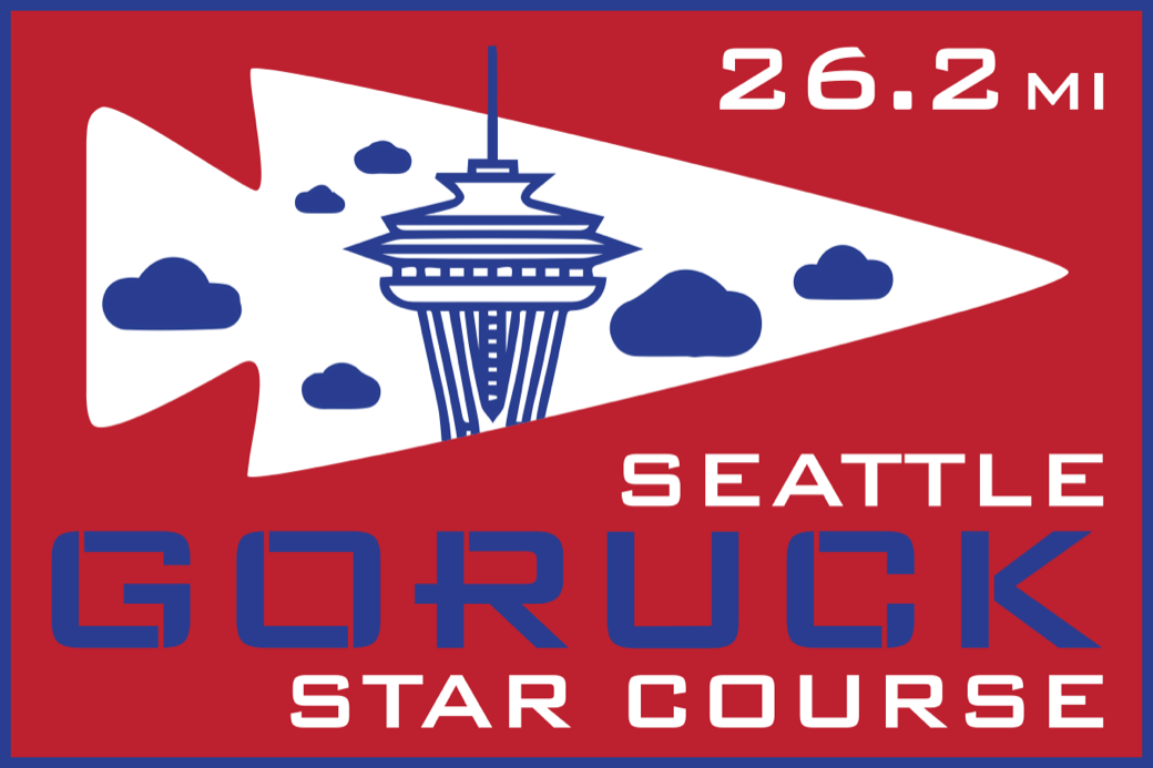 Star Course - 26.2 Miler: Seattle, WA 08/28/2021 06:00