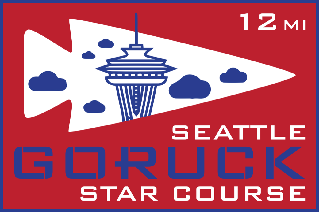 Star Course - 12 Miler: Seattle, WA 08/28/2021 12:00