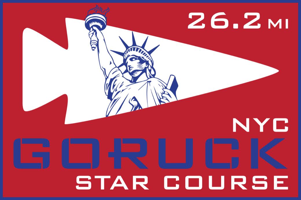 Star Course - 26.2 Miler: New York, NY 09/25/2021 06:00