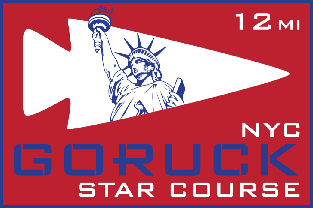 Star Course - 12 Miler: New York, NY 09/25/2021 12:00