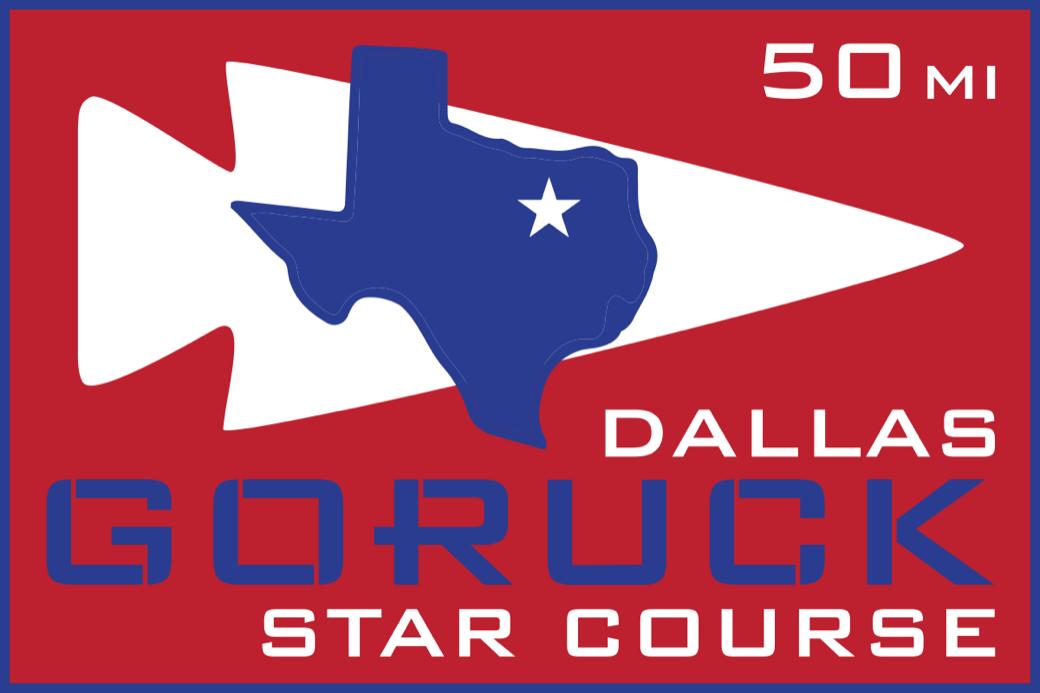 Star Course - 50 Miler: Dallas, TX 10/15/2021 21:00